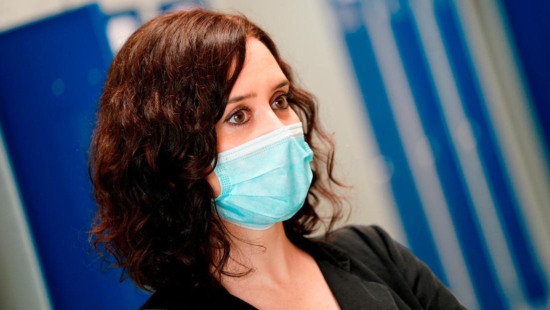 Las interminables polémicas de la presidenta de la Comunidad de Madrid en medio de la pandemia