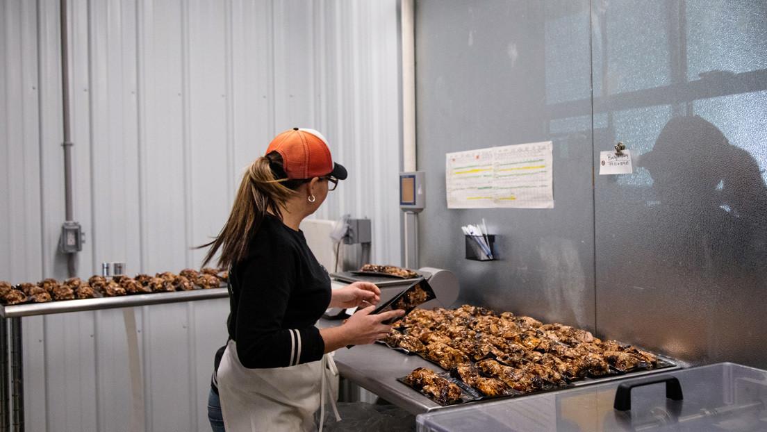 La carne se convierte en un alimento para ricos en EE.UU. a causa de la pandemia