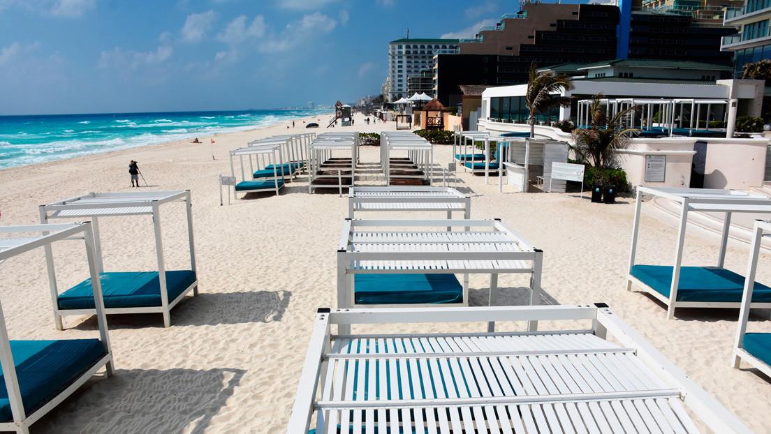 Cancún, el destino turístico mexicano que cumple 50 años en medio de la mayor crisis de su historia por el covid-19