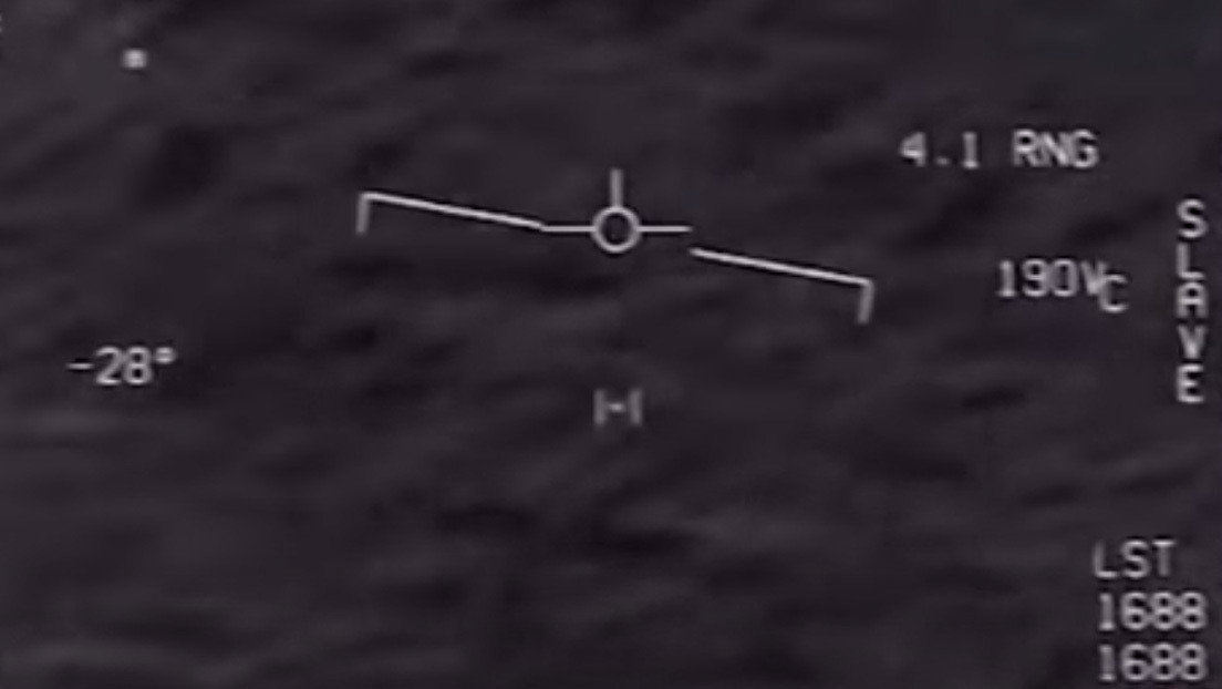 Aparecen nuevos detalles sobre ovnis observados por la Armada de EE.UU.