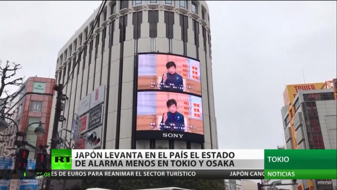 Lo último sobre la pandemia de coronavirus: Japón y varios países se preparan para volver a la normalidad
