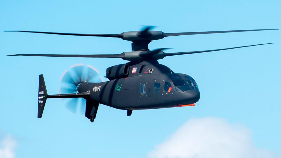 VIDEO: Sikorsky y Boeing publican las pruebas de vuelo del girodino de alta velocidad SB-1 Defiant