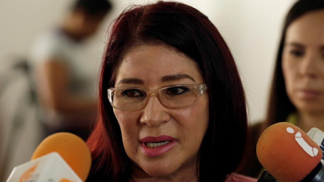 """Cilia Flores afirma que hay """"suficientes elementos probatorios"""" para enjuiciar a Guaidó por el intento de incursión marítima en Venezuela"""