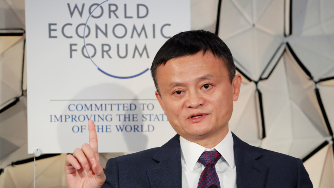 The covid-19 pandemic strips Jack Ma of China's richest man title