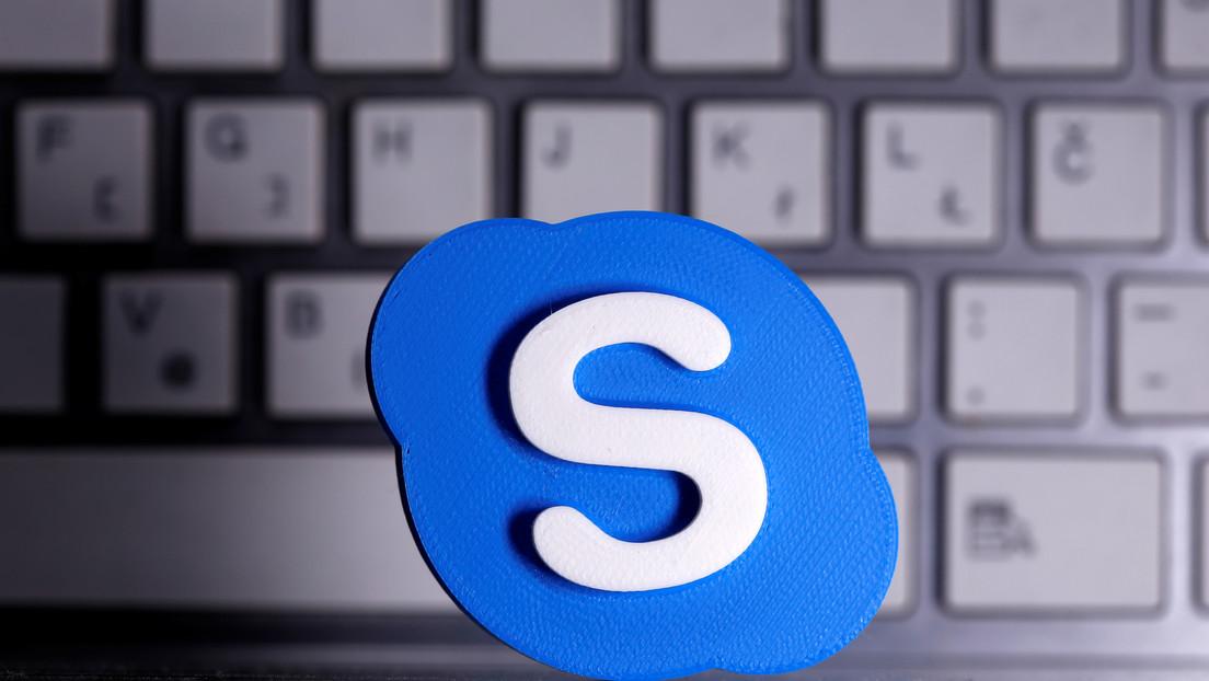 Se registra una caída de Skype en diferentes países del mundo