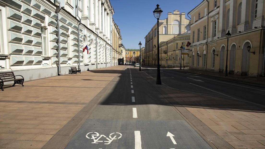 Lavrov: La pandemia del coronavirus tendrá consecuencias en las esferas política y militar