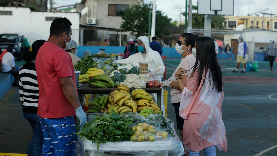 """Ecuador supera los 4.000 fallecidos por la pandemia del coronavirus, entre confirmados y """"probables"""""""