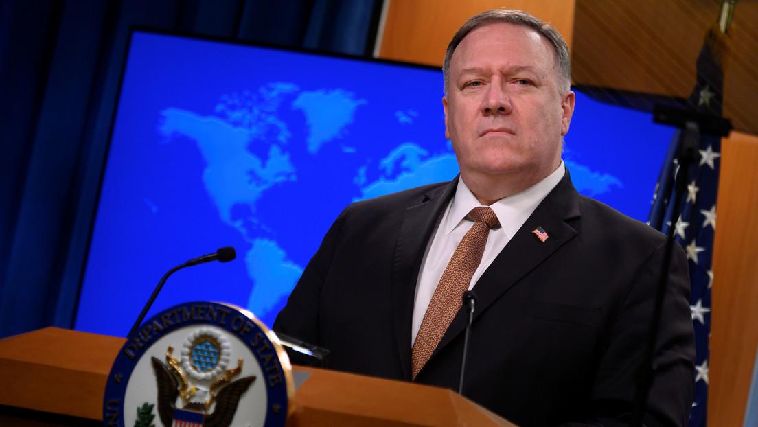 """EE.UU. amenaza con """"consecuencias"""" si la Corte Penal Internacional no detiene la investigación contra Israel"""