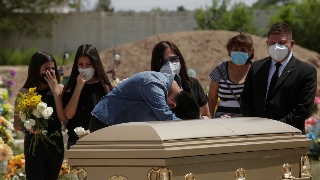 México reporta 45.032 casos confirmados de coronavirus y ya suma 4.767 muertes