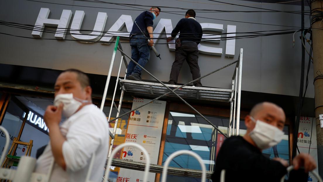"""China exige a EE.UU. que detenga la """"supresión nada razonable"""" de Huawei"""