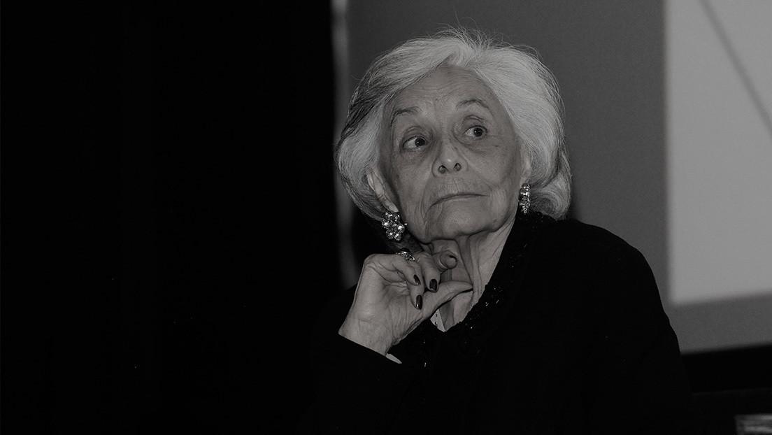 Fallece la actriz mexicana Pilar Pellicer a los 82 años
