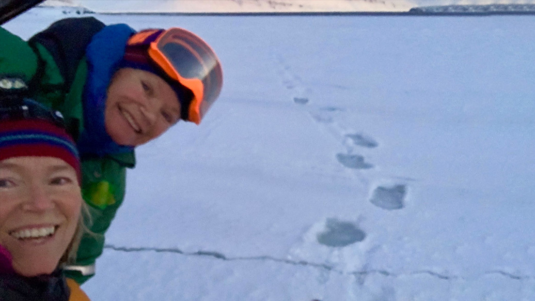 Dos exploradoras quedan atrapadas en el Ártico por las restricciones impuestas por el coronavirus