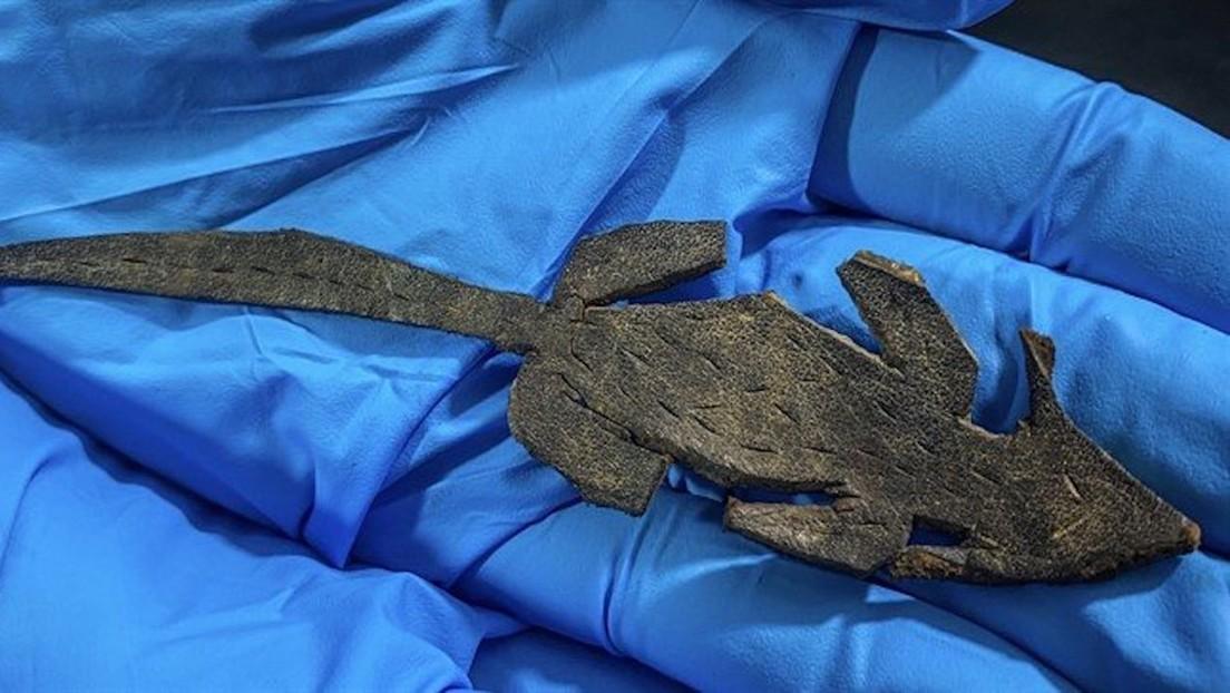 Un museo británico aprovecha la cuarentena para revisar sus fondos y halla un ratón de juguete del siglo I