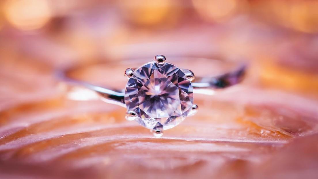 El coronavirus prácticamente paraliza las ventas de diamantes