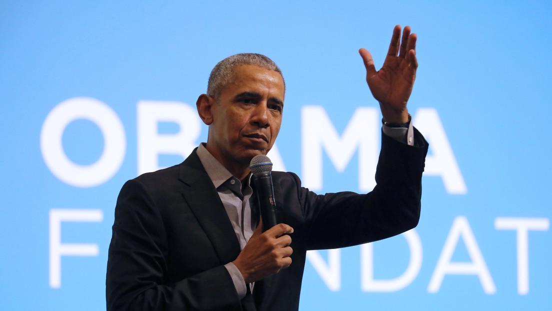 """""""Ni siquiera fingen estar a cargo"""": Obama critica la respuesta de EE.UU. ante la pandemia"""