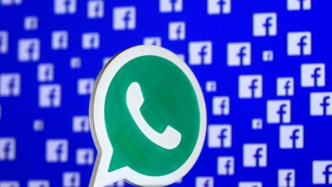 WhatsApp empieza a integrarse con el servicio de videollamada de Facebook que permite hablar con 50 personas