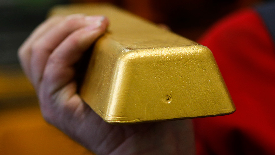 El oro cae 40 dólares por onza tras el anuncio de los resultados positivos de las pruebas de una vacuna contra el coronavirus