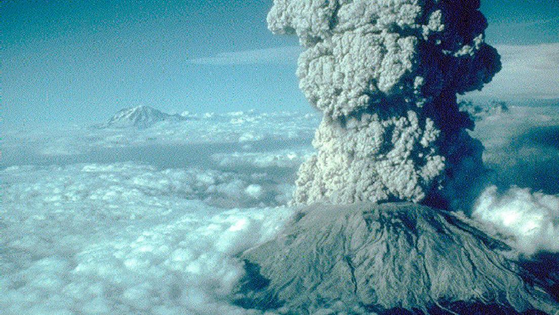 Revelan que el monte Santa Helena 'no está en su lugar' 40 años después de su desastrosa erupción