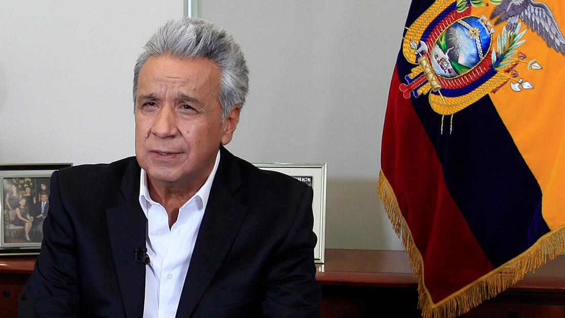 """Lenín Moreno anuncia nuevos recortes en Ecuador: eliminación de empresas públicas y ahorro de 980 millones de dólares en """"masa salarial"""""""