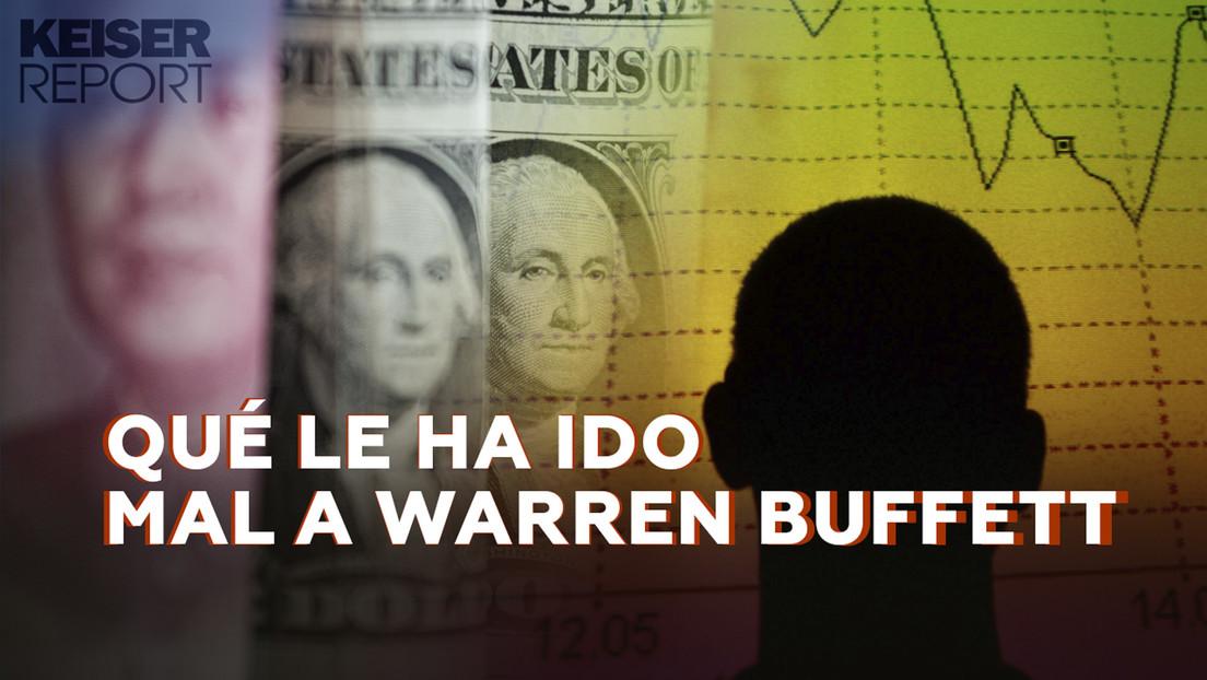 """""""EE.UU. se comporta ante el aumento de la deuda y del fraude como un niño que metió sus dedos en un atrapadedos chino y sigue tirando sin sentido"""""""
