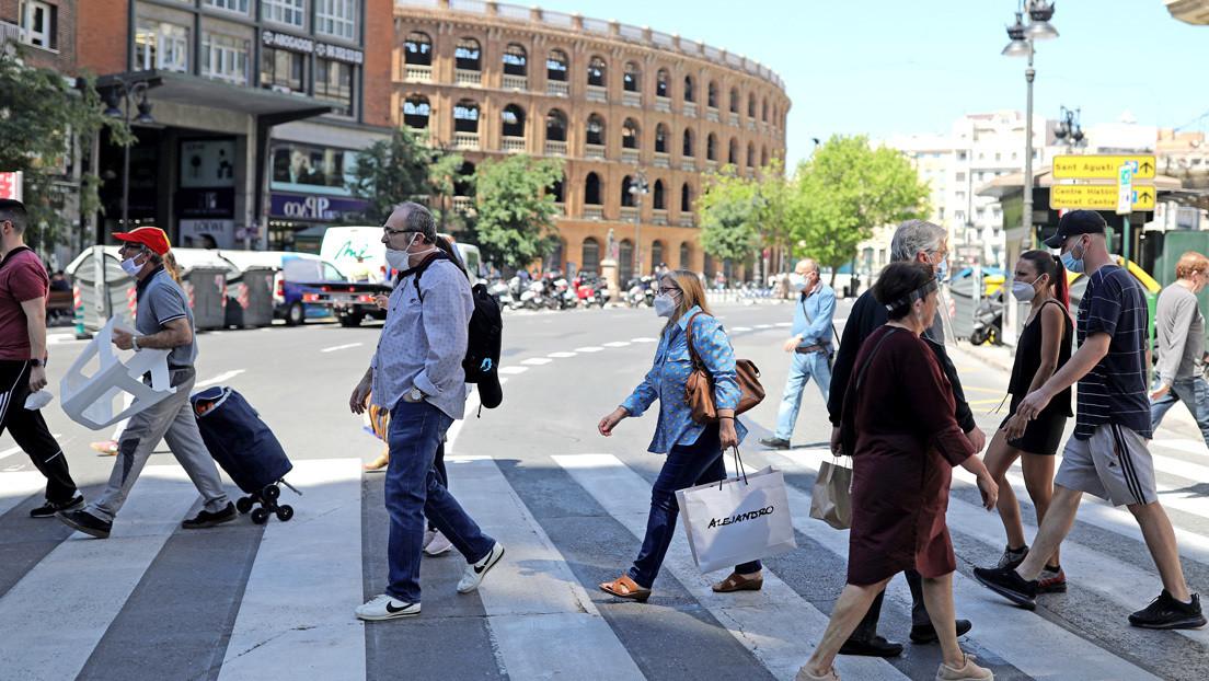 España registra 83 fallecidos por coronavirus en las últimas 24 horas y se mantiene por tercer día consecutivo por debajo de los 100