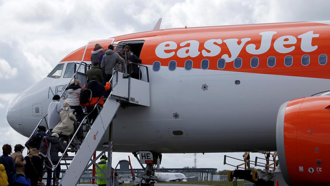 'Hackers' roban datos personales de 9 millones de clientes de la aerolínea EasyJet