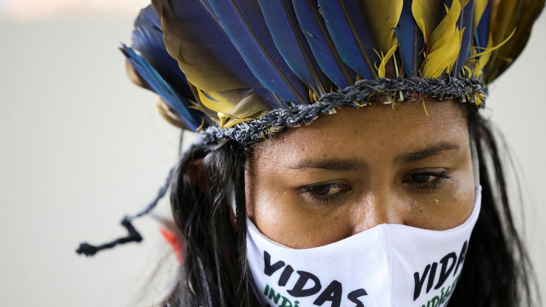La OPS advierte que la vulnerabilidad de los indígenas del Amazonas crece por el coronavirus