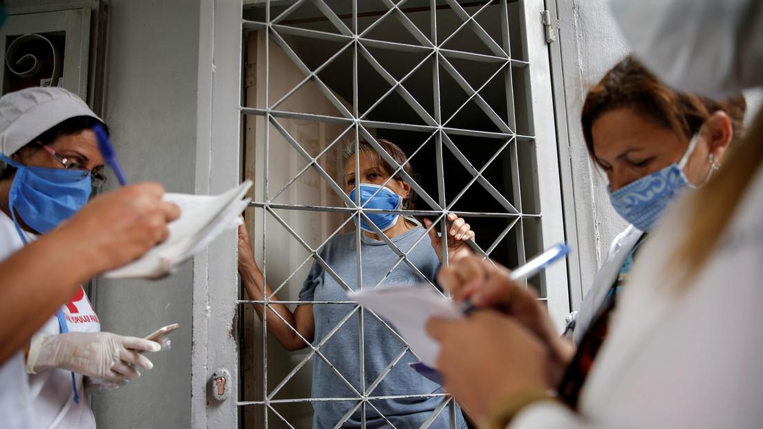 Venezuela reporta la cifra más alta de contagios desde el inicio de la pandemia con 131 infectados en un día