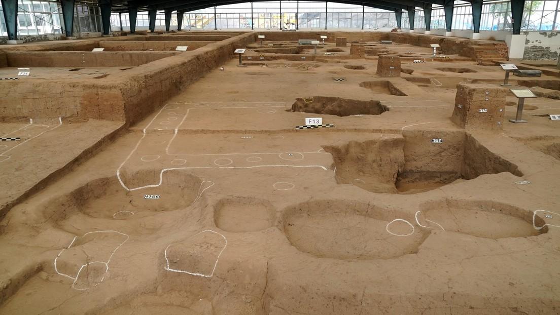 Una ciudad que data de hace 5.300 años es descubierta en la parte central de China