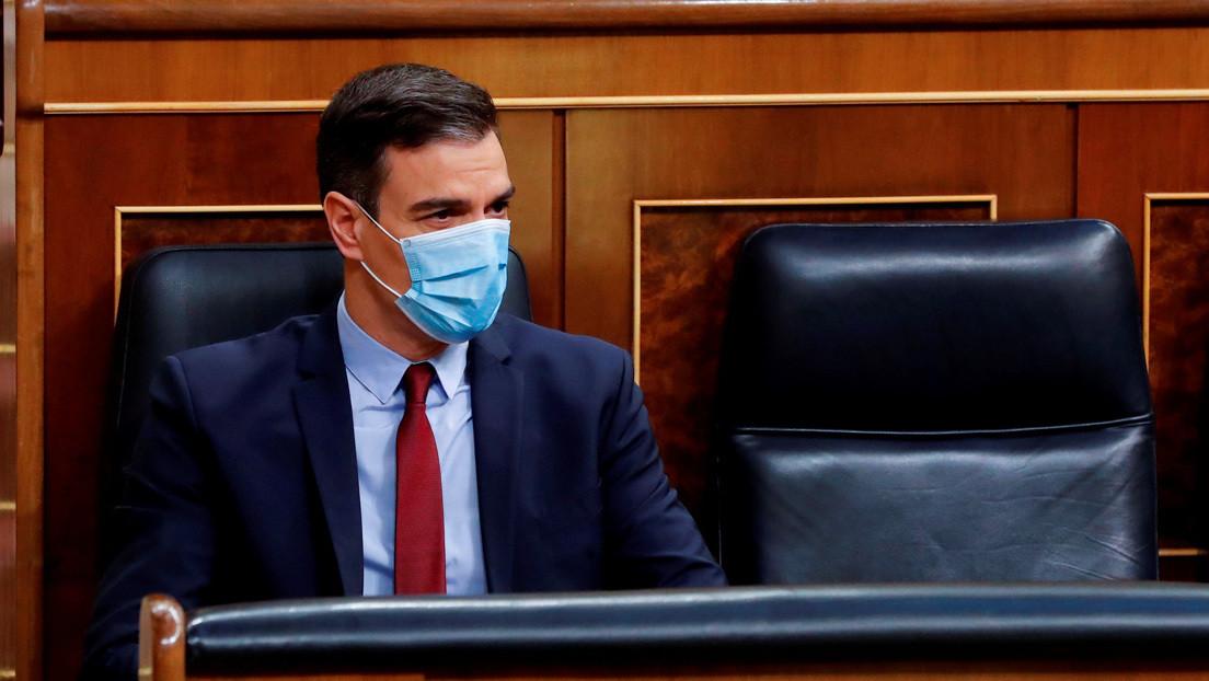 Sánchez logra el apoyo del Congreso para extender el estado de alarma en España hasta el 7 de junio