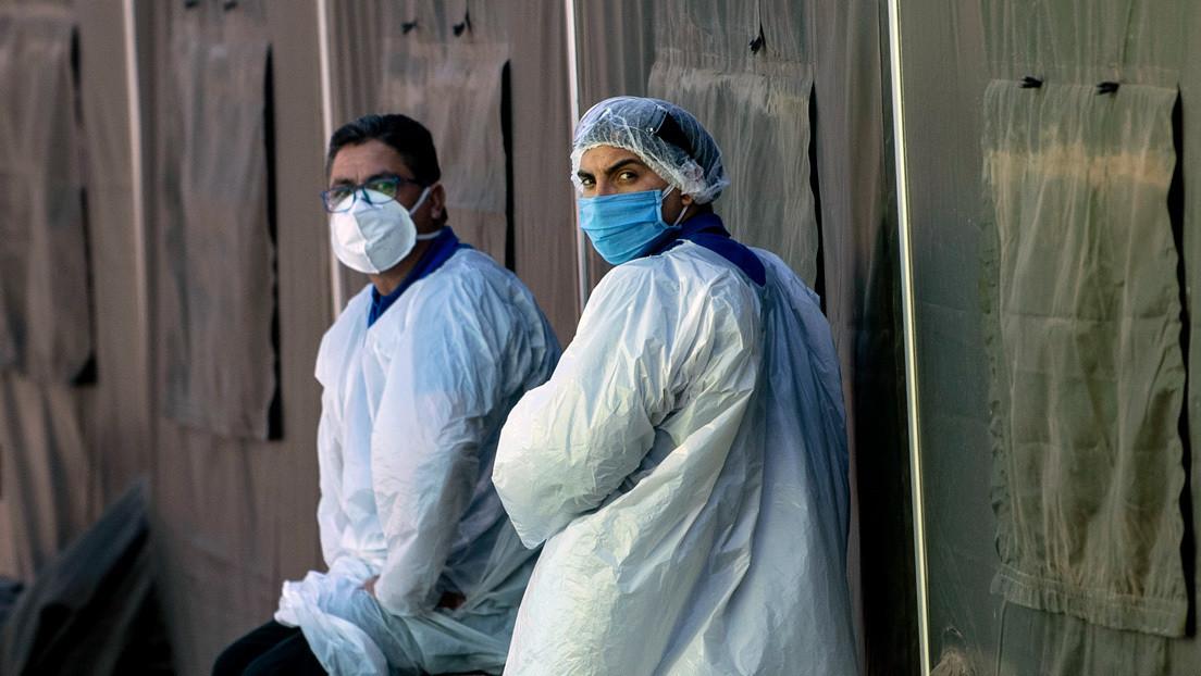 Chile vuelve a registrar cifras máximas por el coronavirus: 4.038 casos nuevos y 35 fallecidos