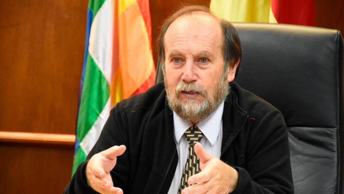 Detienen y separan del cargo al ministro de Salud de Bolivia por presunta corrupción en la compra de respiradores