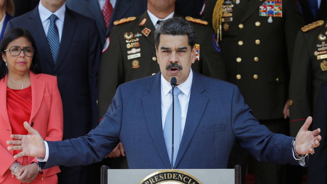 """Maduro a EE.UU.: """"La mejor ayuda que pueden dar es levantar de inmediato las sanciones"""""""