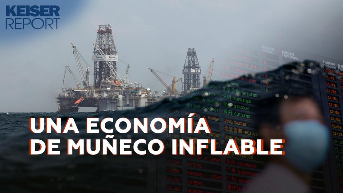 """La trampa de la economía moderna"""