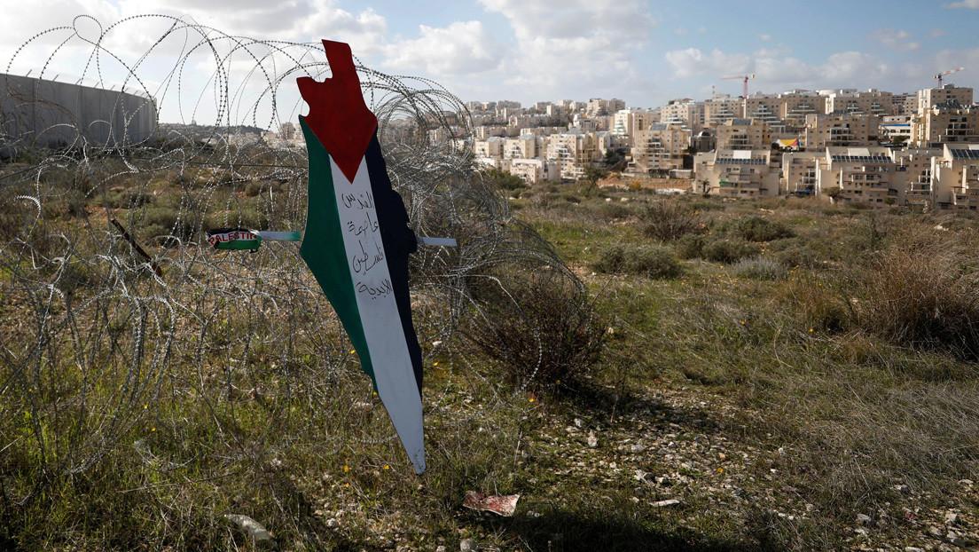Rusia advierte que el plan israelí de anexión de parte de los territorios palestinos puede provocar una escalada de violencia
