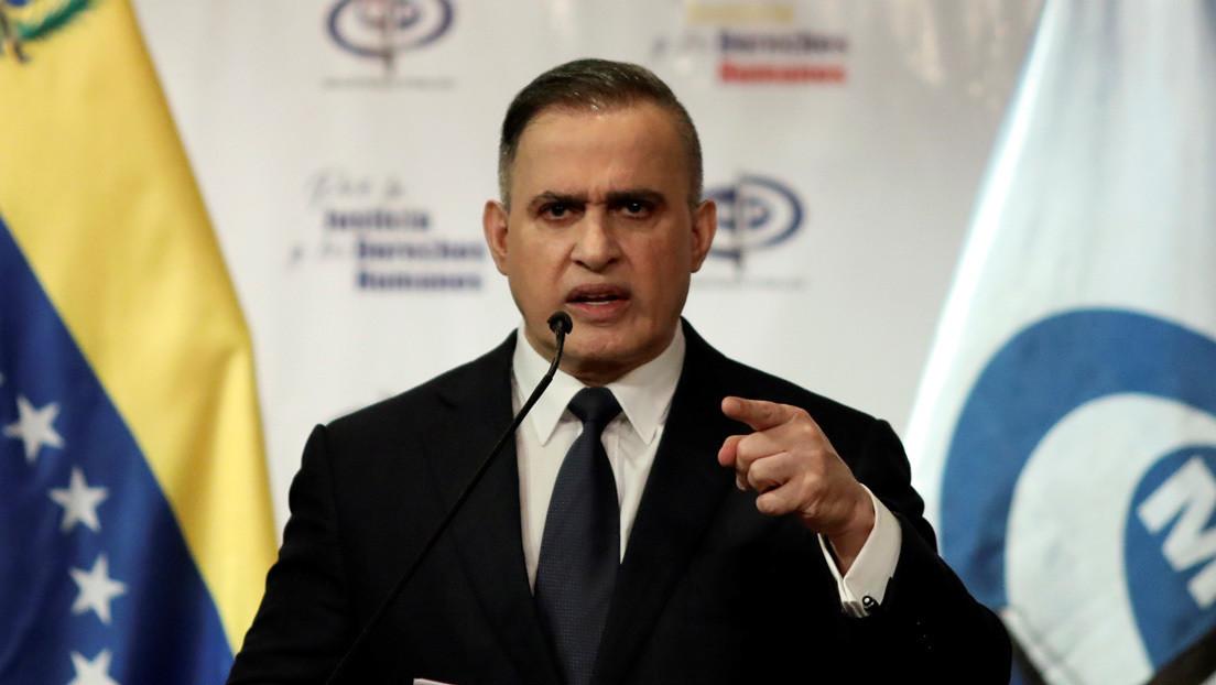 Fiscalía de Venezuela envía una carta al Congreso de EE.UU. con detalles de la 'Operación Gedeón'