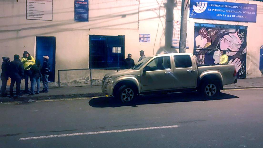 Mueren 8 presos por coronavirus en una cárcel de Ecuador, donde el 70 % de los detenidos dio positivo a las pruebas
