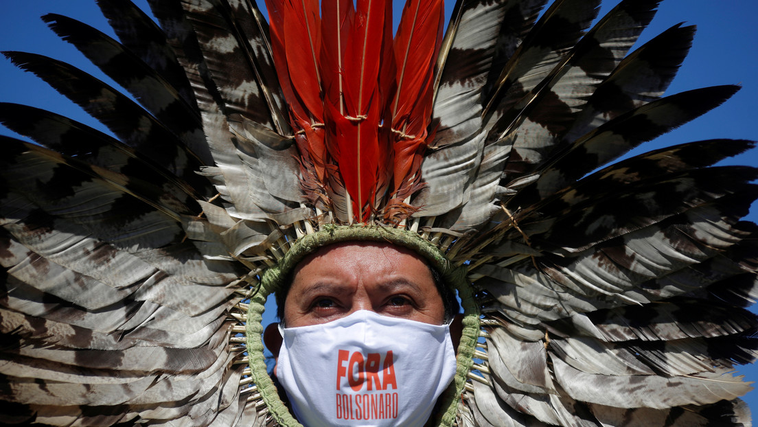"""El alcalde de Manaos acusa a Bolsonaro de """"no preocuparse"""" por los indígenas y teme un """"genocidio"""""""