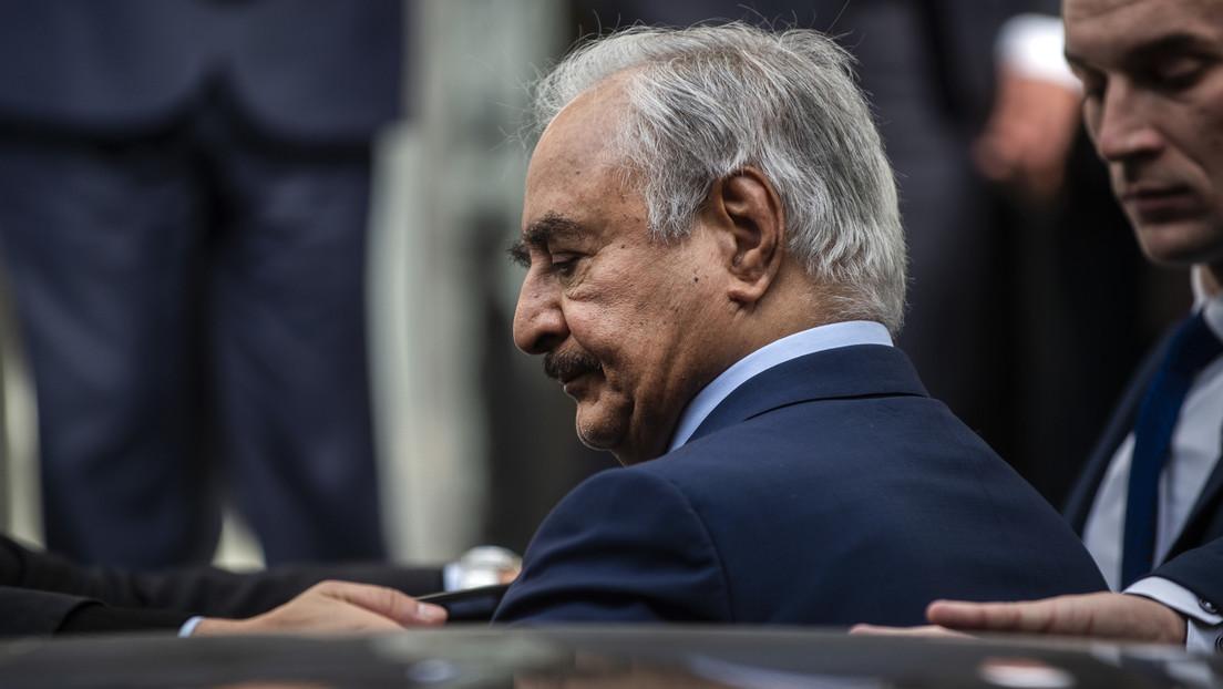 """Fuerzas de Haftar amenazan con desencadenar """"la campaña aérea más grande en la historia de Libia"""" contra objetivos turcos"""