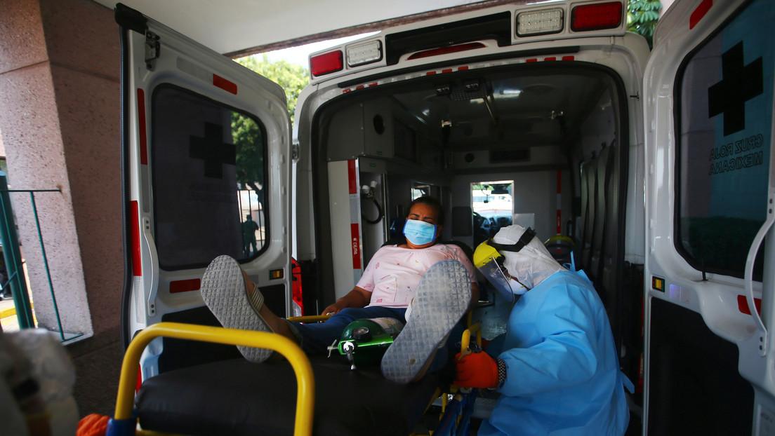México registra en un día casi 3.000 casos de coronavirus y ya acumula 59.567 contagios