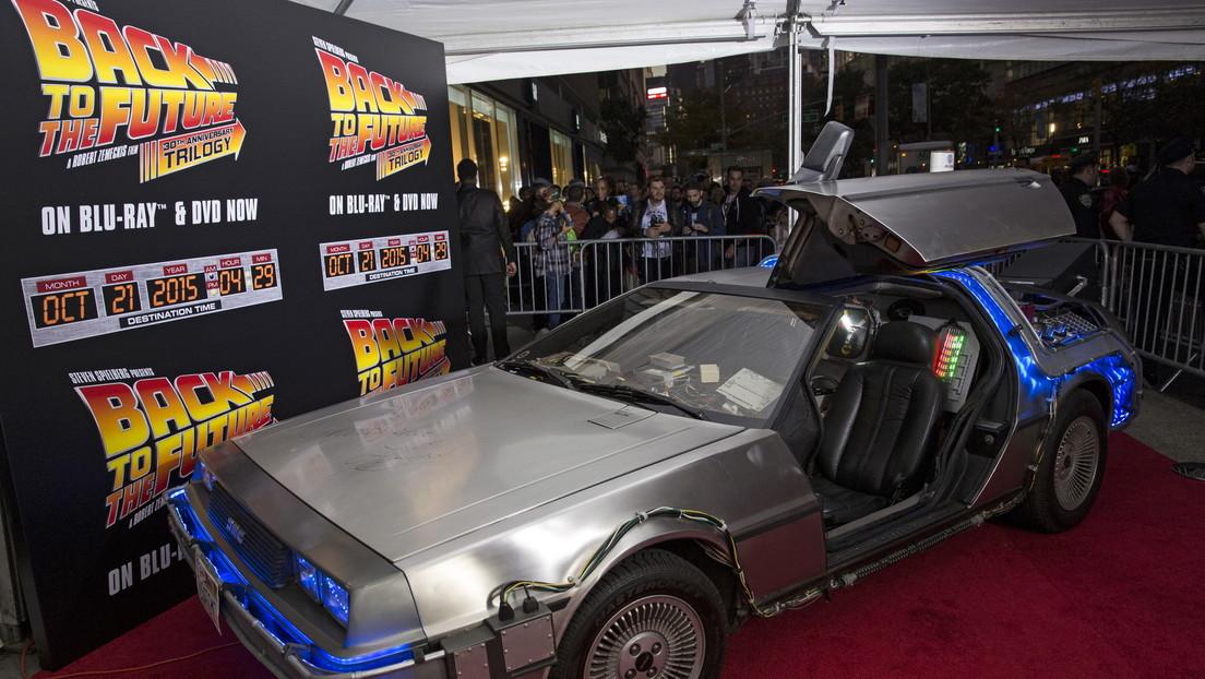 Netflix censura una escena de 'Volver al futuro II' y sus seguidores en las redes no lo perdonan