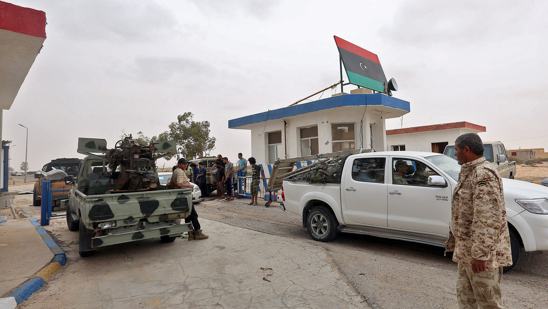 El Ejército Nacional Libio acusa a Turquía de intervenir en los asuntos internos del país y muestra las pruebas