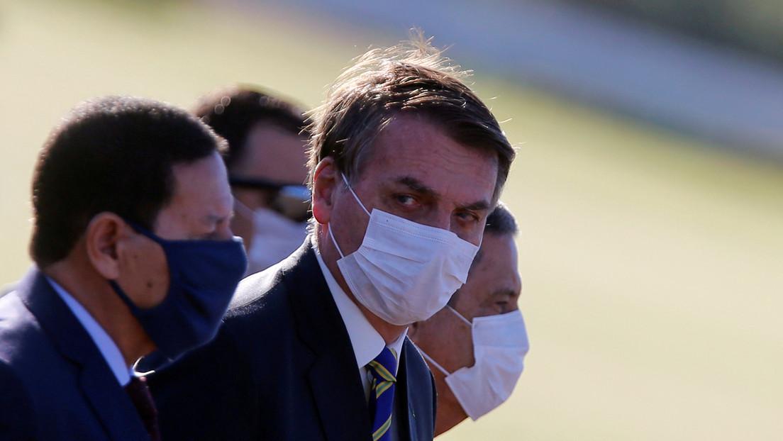 """""""No hay ningún indicio de interferencia"""": Bolsonaro reacciona tras la divulgación de un video por parte de la Justicia de Brasil"""