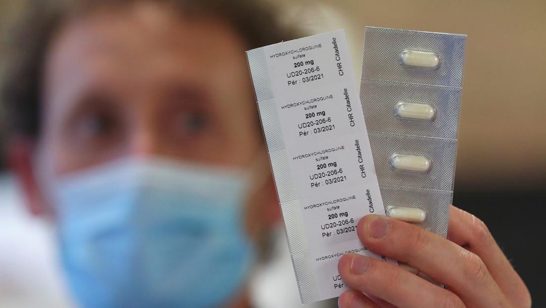 Un estudio multinacional indica que la hidroxicloroquina, la medicina que toma Trump, aumenta el riesgo de muerte en los enfermos de covid-19