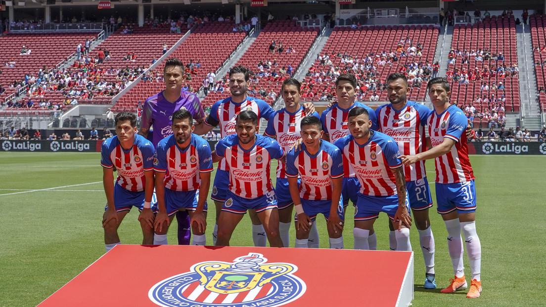 El Club Deportivo Guadalajara confirma el primer caso de coronavirus en uno de sus jugadores