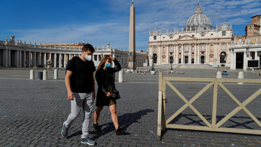 Italia registra 119 nuevas muertes por covid-19, disminuyendo el número de fallecidos por quinto día consecutivo