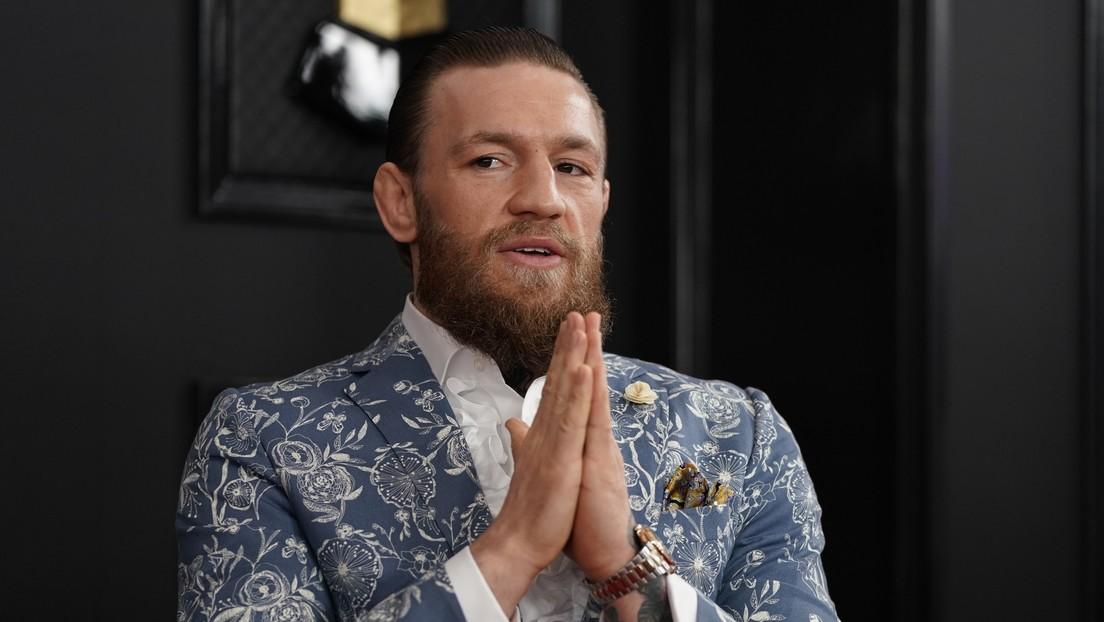 Conor McGregor arma su lista de mejores de la historia y él no es el número 1... por ahora