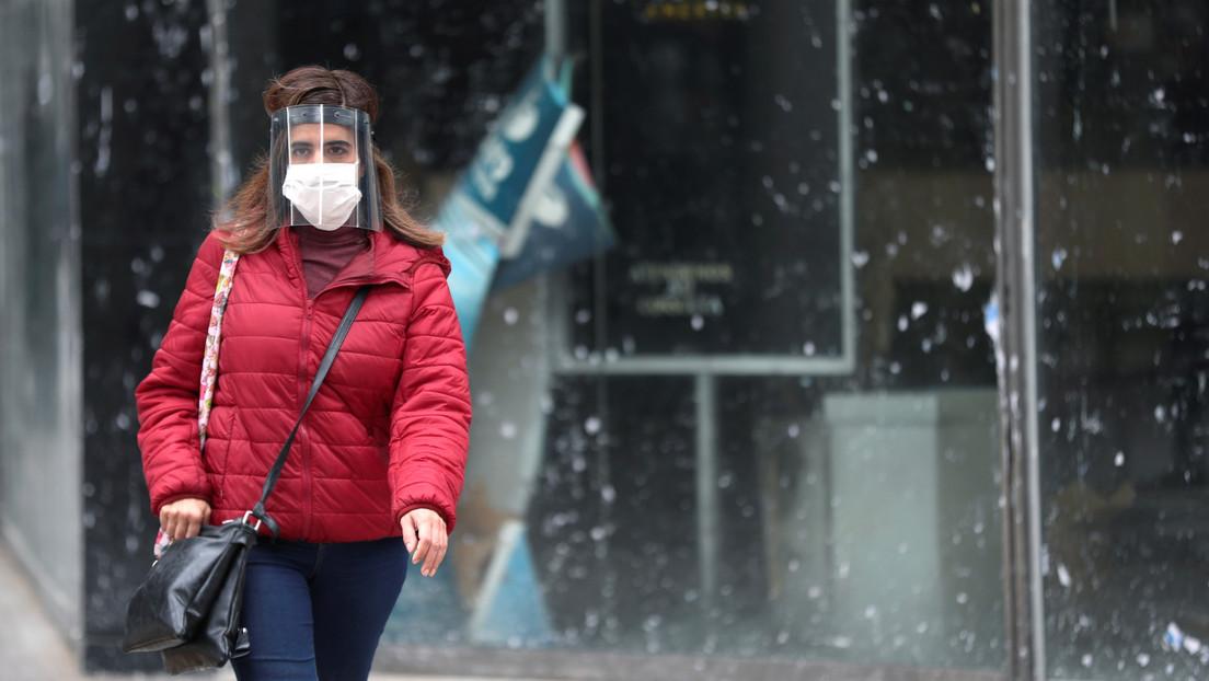 Argentina registra 704 nuevos casos de infección por coronavirus en las últimas 24 horas
