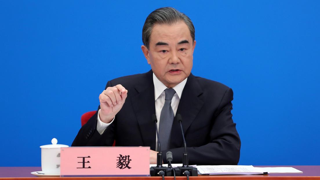 """China: """"EE.UU. toma como rehén las relaciones entre Pekín y Washington y empuja a dos países al borde de una nueva Guerra Fría"""""""