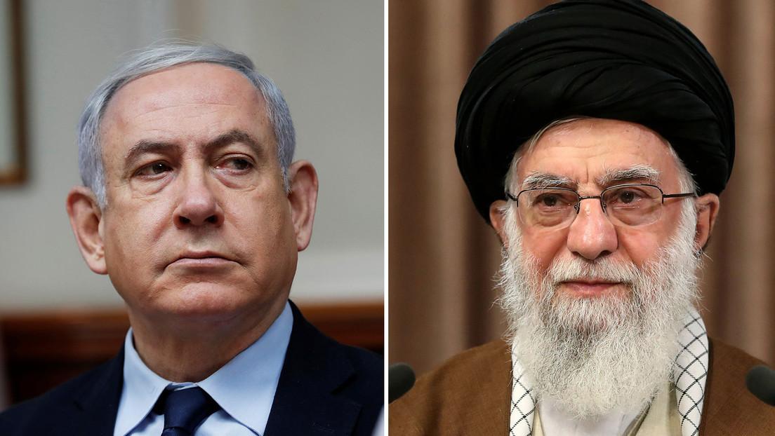 """Netanyahu allíder supremo de Irán: """"Cualquiera que amenace con destruirnos no tendrá éxito y se pone en un gran peligro"""""""